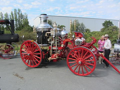 1899 Steam Powered Pumper (Hugo-90) Tags: anacortes washington steam power show meet event tractor agricultural american lafrance