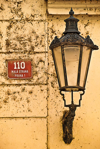 Prag_Lampe