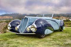 1937 Delahaye 135 Cabriolet (dmentd) Tags: 135 1937 cabriolet delahaye
