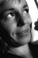 ... occhi di speranza (fedebio -) Tags: portrait blackandwhite bw woman smile donna nb bn occhi sorriso ritratto biancoenero primopiano memorycorner memorycornerportraits