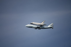 So beautiful (lucy huntzinger) Tags: nasa bayarea spaceshuttle endeavour watchtheskies finalflight sfendeavour2012