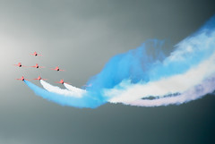 Red Arrows (lighthunter09) Tags: