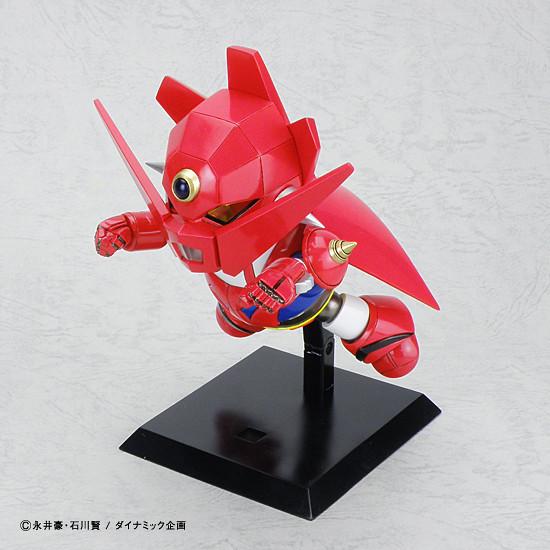MB合金 Getter Dragon 蓋特龍一號機