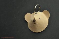 Animal Key Chain :: DIY (// Between the Lines //) Tags: leather animals diy crafts diygiftideas