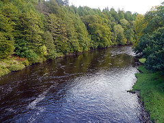 The Nith from Drumlanrig bridge (penlea1954) Tags: river hill east hills enoch solway dumfries galloway ayrshire the nith carsphairn dalmellington nithsdale prickeny