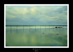 Reflections (Mark_Leuschner) Tags: ocean blue sea reflection beach water pool waves sydney calming calm bronte