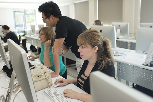 UFV Graphic and Digital Design program by University of the Fraser Valley, on Flickr