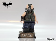 Bane. (.mclovin.) Tags: tom dark lego badass figure batman knight bane rises hardy sculpt