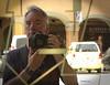 Selfportrait / Zilverbat (zilverbat.) Tags: portrait people selfportrait man reflection male me dutch face myself photography 50mm mirror focus raw photographer dof bokeh autoretrato streetphotography dramatic sigma it manuel dslr portret canondslr ritratto italie selfie reflectie meandmycamera batmanshirt digitaldslr canon7d zilverbat sigma50mm14primelens sigmaprime50mm