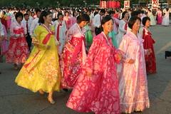 Mass Dance (Edwin van den Bergh) Tags: pyongyang dprk