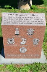 UH-1 Huey - Springfield, Missouri (Adventurer Dustin Holmes) Tags: springfieldmissouri springfieldmo uh1h americanlegionpost639