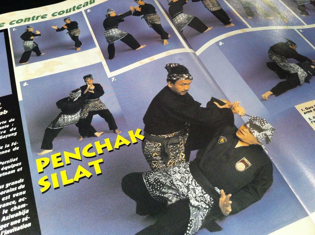 b499804634ba Magasine Ceinture Noire 2001 (CULTURE SILAT - SENI GAYUNG FATANI) Tags  malaysia  seni