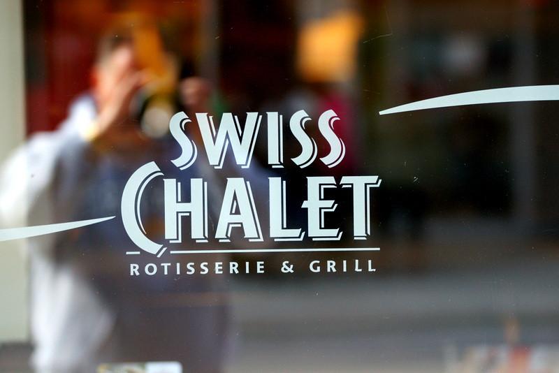 I miss Swiss Chalet