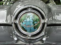 Ford Taunus 15 M, 1953 (Weltkugel) (linie305) Tags: dortmund spielbank kasino casino ruhrgebiet ruhrarea syburg hohensyburg auto autos car cars classic classics oldtimer oldcars automobil fahrzeuge radfahrzeuge ford taunus 15m weltkugel 1953 german