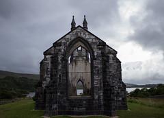 Last rites (brianmcl58) Tags: ireland donegal church dunlewey errigal ruin grey wild