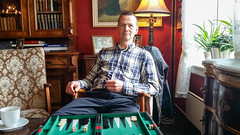 20160717_160838.jpg (sterdahlkent) Tags: luster norge norway sognogfjordane solvorn walaker backgammon mobilfoto