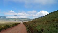 NgoroNgoro Safari Tour (tor-falke) Tags: africa afrika africalandscape afrique afrikanwildlife african landschaft landscape paysage himmel blauerhimmel sky bluesky wolken nuages clouds ngc natur nature tansania biosphärenreservat