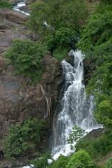 Smaller Forest Fall (VinayakH) Tags: gaganchukkifalls shivanasamudram karnataka india kaveririver river waterfalls chamarajanagar