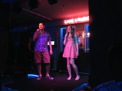 Chris Jo Karaoke (DJ Damien) Tags: july2g16 spain chris jo karaoke