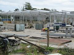 Where my greenhouse used to be (wallygrom) Tags: england westsussex angmering cowlane manornursery manornurseries buildingsite demolition derelict housingestate gardencentre theycallitprogress swanbournepark