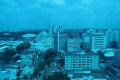 A vista de Sao Paulo desde o Pestana (Pidua) Tags: ciudad cidade city southamerica brazil brasil sudamrica saopaulo parque ibiruapuera ibirapuera sao paulo vista park
