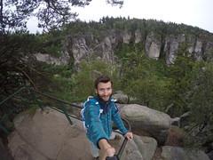 G0093253 (Tom Vymazal) Tags: goprohero4 gopro hero4 hory esk republika rozhledna vyhldka skly skaln msto prachovsk panoramata stezky jn hrad kost trosky cyklovlet pamtky