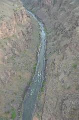 DSC_8965 (My many travels) Tags: rio grande gorge bridge new mexico water rocks river