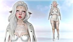 Soft rebel (N G H T M R) Tags: secondlife sl cute kawaii white
