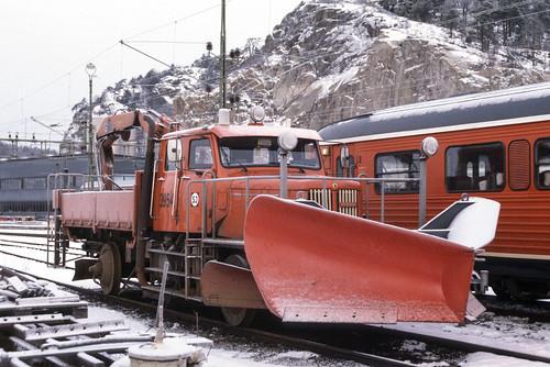 Uddevalla | SE-O (Västra Götalands län) | 04.01.1987 | SJ-3954