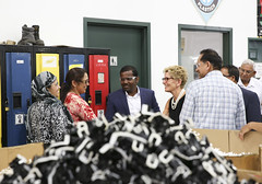IMG_1086  Premier Kathleen Wynne toured RAM Plastics in Scarborough. (Ontario Liberal Caucus) Tags: scarborough industry thiru smallbusiness business