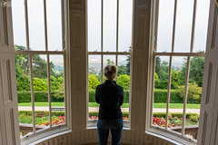 Woman Looking Out Window Thinking Belfast Castle North Ireland (HunterBliss) Tags: architecture beautiful belfast building castle cityscape classy contemplation detail europe european fancy green inside interior ireland jacket landscape looking nature north onto out perspective surroundings thinking thought tourism tourist travel traveler view waiting watching window windows woman