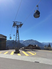 Chairlift Verbier (MattLawrence) Tags: chairlift cable car ski lift verbier switzerland