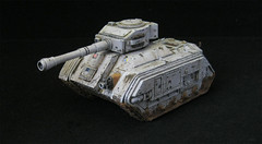 Imperial Army Light Tank (infilTRAITOR85) Tags: imperial army guard astra militarum chimera conversion warhammer 40000 horus heresy