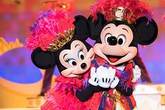 Minnie Oh! Minnie (kos270) Tags: nikon disney minnieohminnie tdl tokyodisneyland minnie character mickey mouse night light        tamronsp70200f28divcusd d750