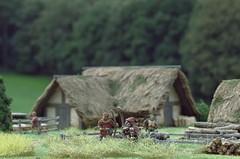 Company of dwarves (torq42) Tags: 15mm 18mm fantasy lordoftherings wargame dragonrampant tabletop middleearth warhammerfantasy dwarves