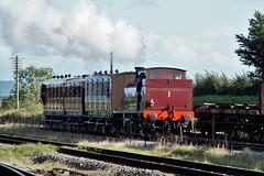 Met.No.1 (dlanor smada) Tags: metno1 rakes red steam vintage railways brc buckinghamshirerailwaycentre