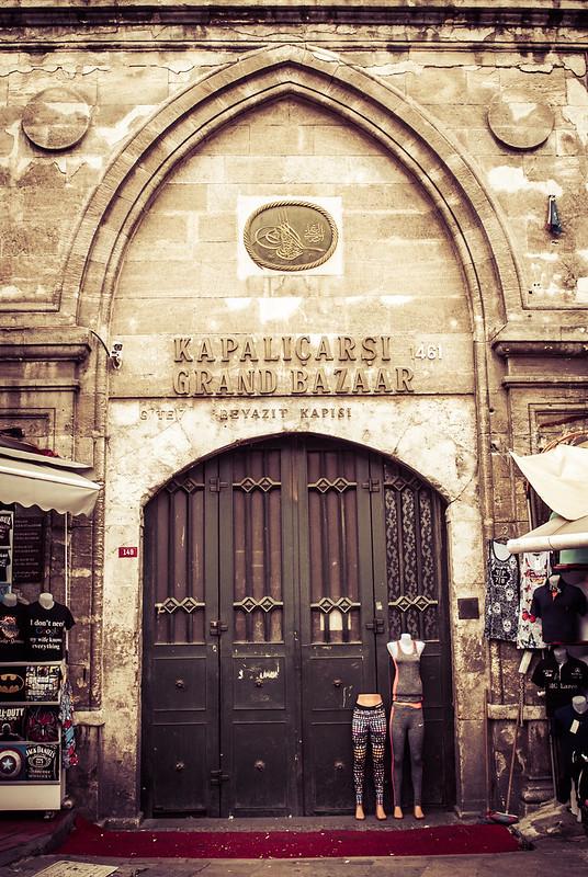 Turcja, Stambuł, Grand Bazaar