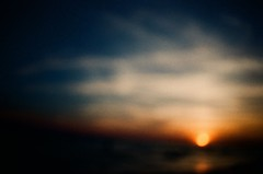 Sunset (uncoolbob) Tags: expired 35mm film carlzeissdistagon2828t xpro contax139quartz revuedia100cr