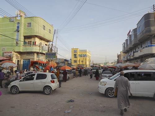 Somaliland and Hargeisa