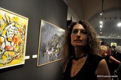 M9090229 (pierino sacchi) Tags: castellovisconteo il900 inaugurazione mostra museicivici pittura sindaco