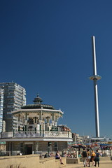 The i360 and the Bandstand (CoasterMadMatt) Tags: britishairwaysi3602016 britishairwaysi360 british airways i360 brightontower tower towers observationtower newfor2016 new brighton2016 brighton seasidetowns seaside town towns building structure architecture britishseaside southeastengland england britain greatbritain gb unitedkingdom uk august2016 summer2016 august summer 2016 coastermadmattphotography coastermadmatt photos photography photographs nikond3200 sussex englandssouthcoast