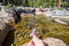My Kind of Afternoon (UniquelyHis4ever) Tags: hike dayhike relax water lake river stream wideangle tokina horsetailfalls california fun nature outdoors