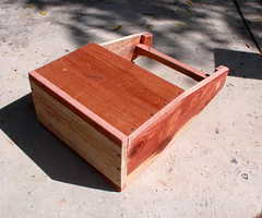 "Wooden Toolbin - on side • <a style=""font-size:0.8em;"" href=""https://www.flickr.com/photos/87478652@N08/8075204685/"" target=""_blank"">View on Flickr</a>"