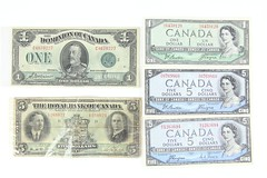 1012. (5) Canadian Notes
