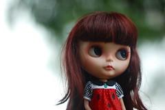 Urara, the 'thinking' girl