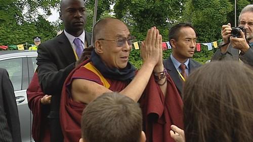 Dalai Lama Inverness 3