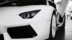 Lamborghini AVENTADOR  LP700-4 (MouCZnik) Tags: light white black cars field car sport race lights nikon track czech automotive super brno nikkor lamborghini 18200 rare aut v12 lambo klub 18200mm d7000 sportovnch aventador lp7004