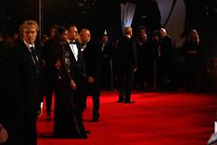 Skyfall World Premiere - Daniel Craig & Naomie Harris (Mikepaws) Tags: uk england celebrity london film movie royalalberthall britain event entertainment bond premiere redcarpet 2012 jamesbond danielcraig naomieharris skyfall