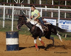 Kellyville October 14th Barrel Race (Garagewerks) Tags: horse oklahoma sport race cowboy all ride action outdoor barrels sony barrel flags racing rodeo poles tulsa cowgirl 70300mm kellyville tamron saddle countryliving barrelracing barrelrace f456 a65 roundupclub slta65v kellyvilleroundupclub