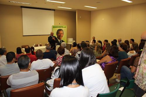 Palestra sobre motivação para funcionários da Prodabel